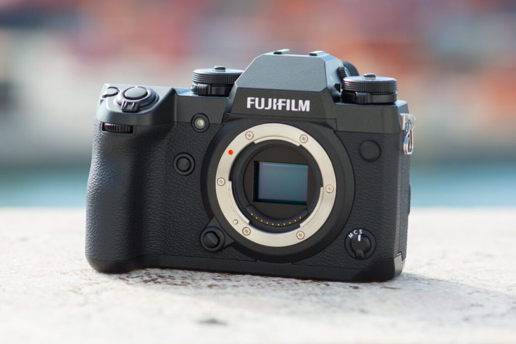 Fujifilm X-H1 Review 8