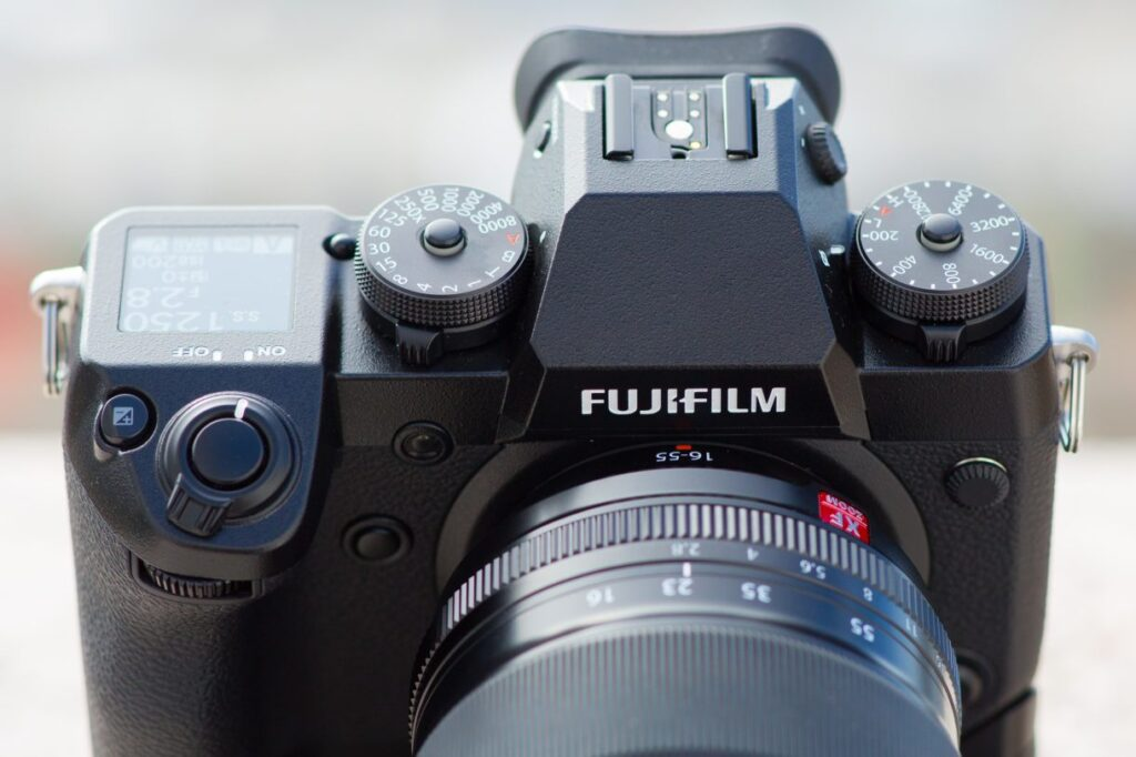 Fujifilm X-H1 Review 6