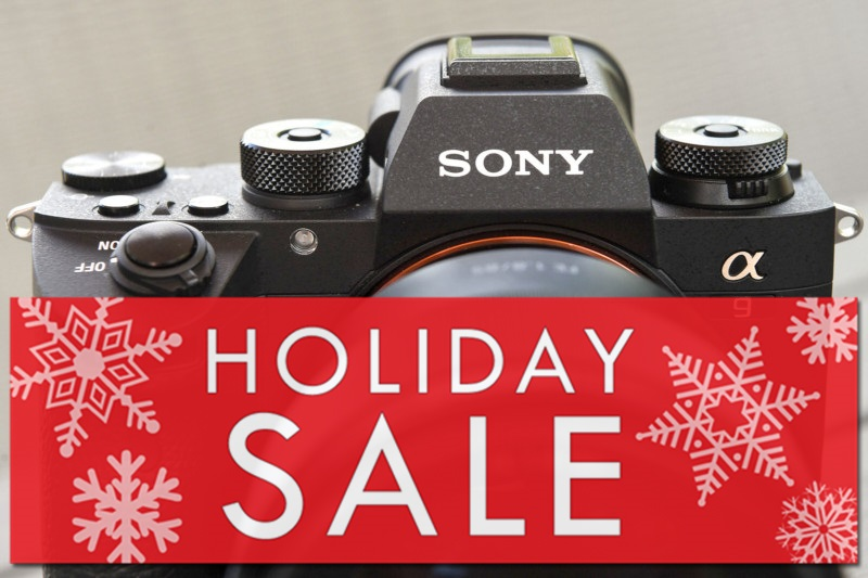 2020 Best Sony Camera and Lens Holiday Deals - Christmas Deals 1