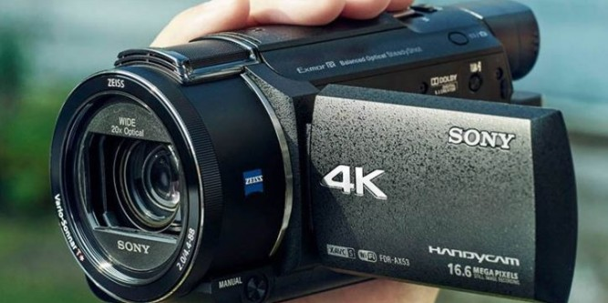 Sony FDRAX33 4K Camcorder Review