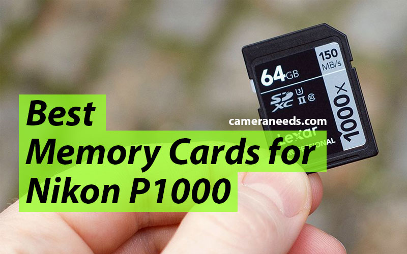 Best Memory Cards for Nikon COOLPIX P1000