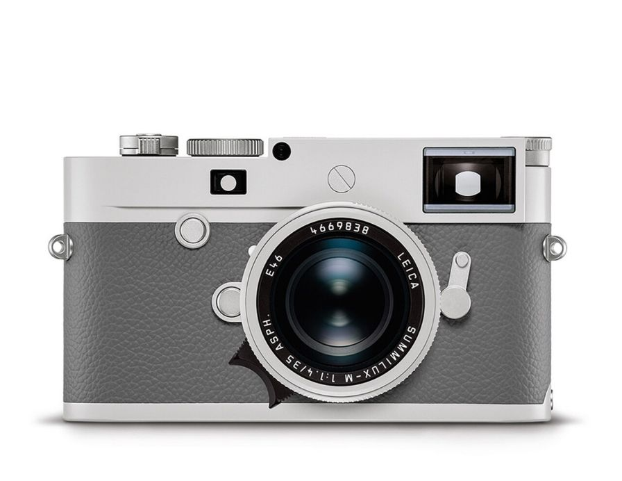 "Leica M10-P ""Ghost Edition"" limited edition camera officially announced 8"