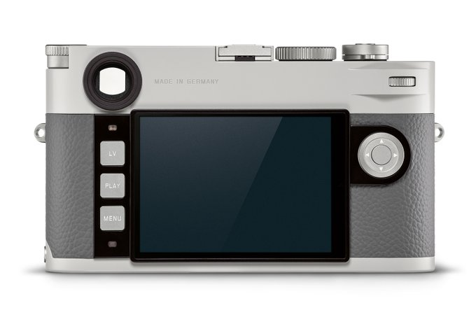 Leica M10-P Ghost Limited Edition Camera Images Leaked 3