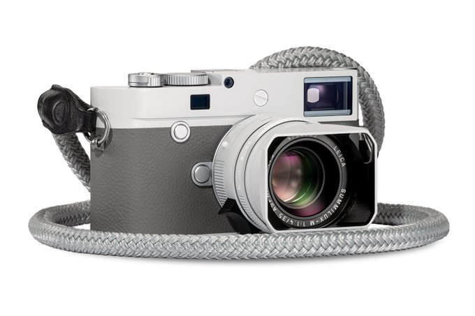 Leica M10-P Ghost Limited Edition Camera Images Leaked 2