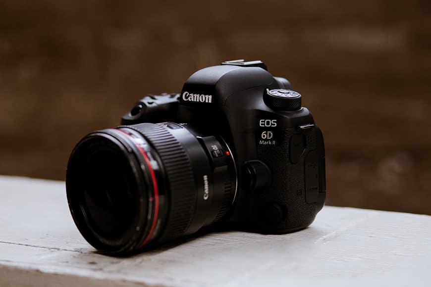 best lenses for Canon 6D Mark II