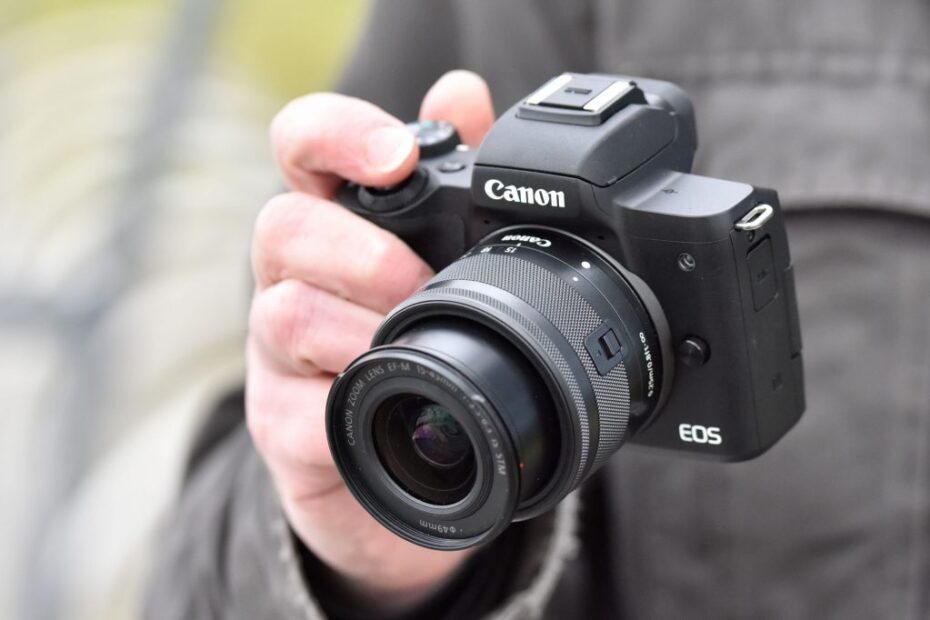 Best Canon Mirrorless Cameras