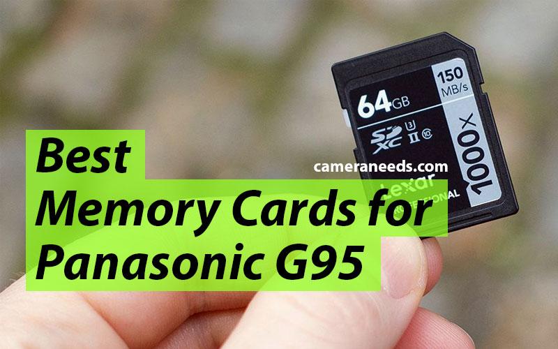 Best Memory Cards for Panasonic G95