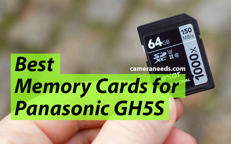 Best Memory Cards for Panasonic GH5S