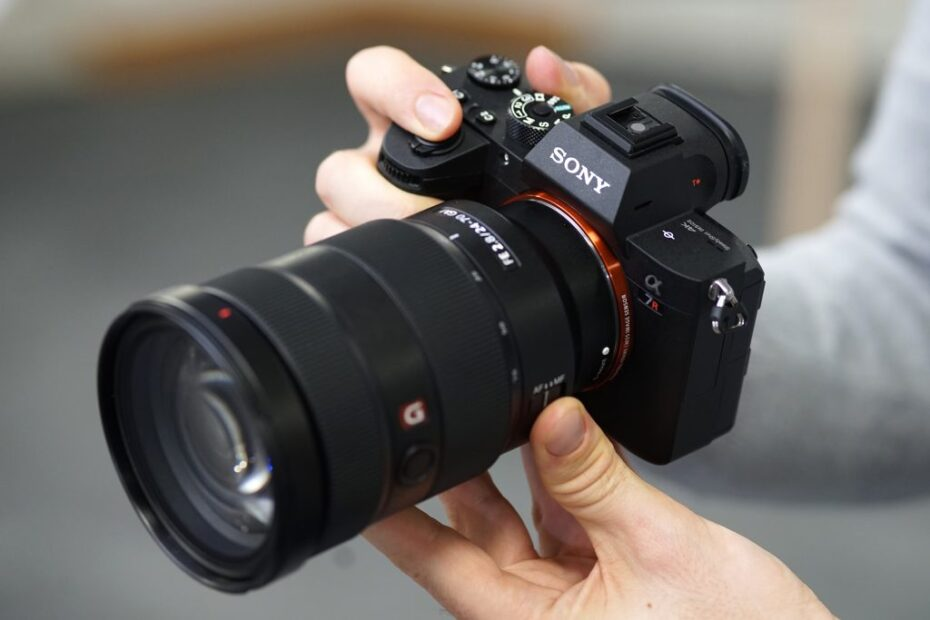 Best Sony Mirrorless Camera