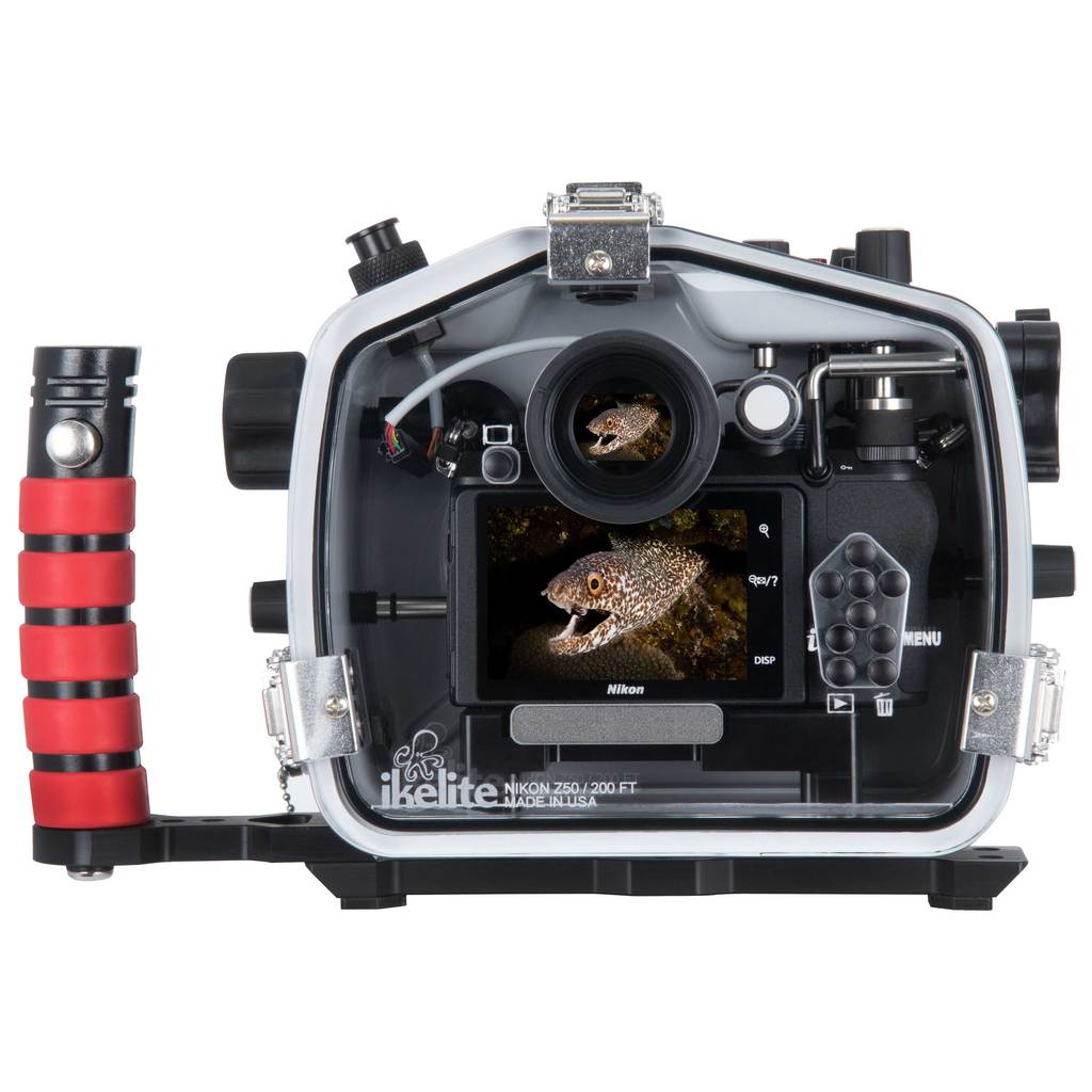 First underwater housings for the Nikon Z50 camera are here (Ikelite and Nauticam) 2