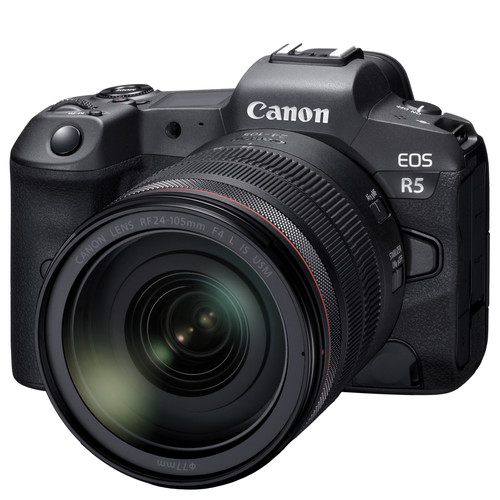 Canon EOS R5 with 8K Video Confirmed by Canon 1