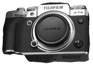 Fuji X-T4 Leaked Images and Full Specification 1