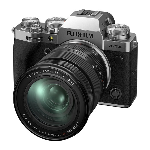 Fujifilm X-T4 Product Images Leaked 1