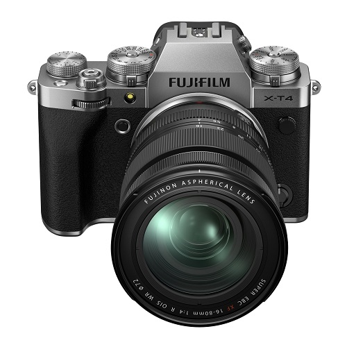 Fujifilm X-T4 Product Images Leaked 2