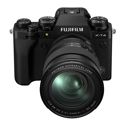 Fujifilm X-T4 Product Images Leaked 11