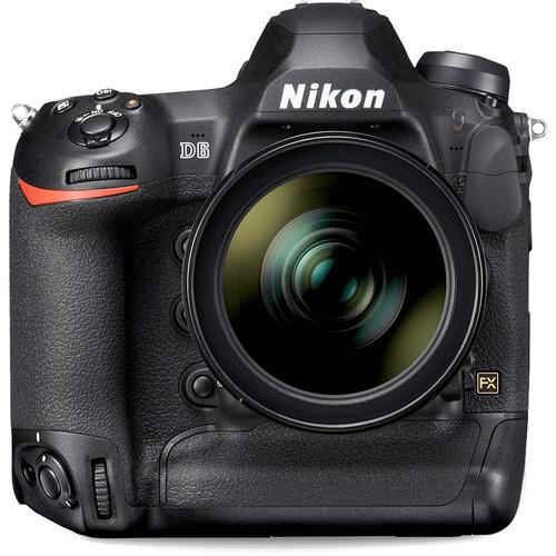 Nikon D6 Officially Announced, Price $6,499 1