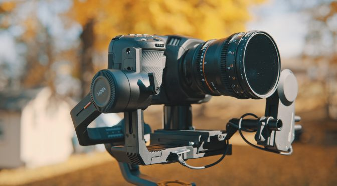 Best Gimbal for Blackmagic Pocket Cinema Camera 4K