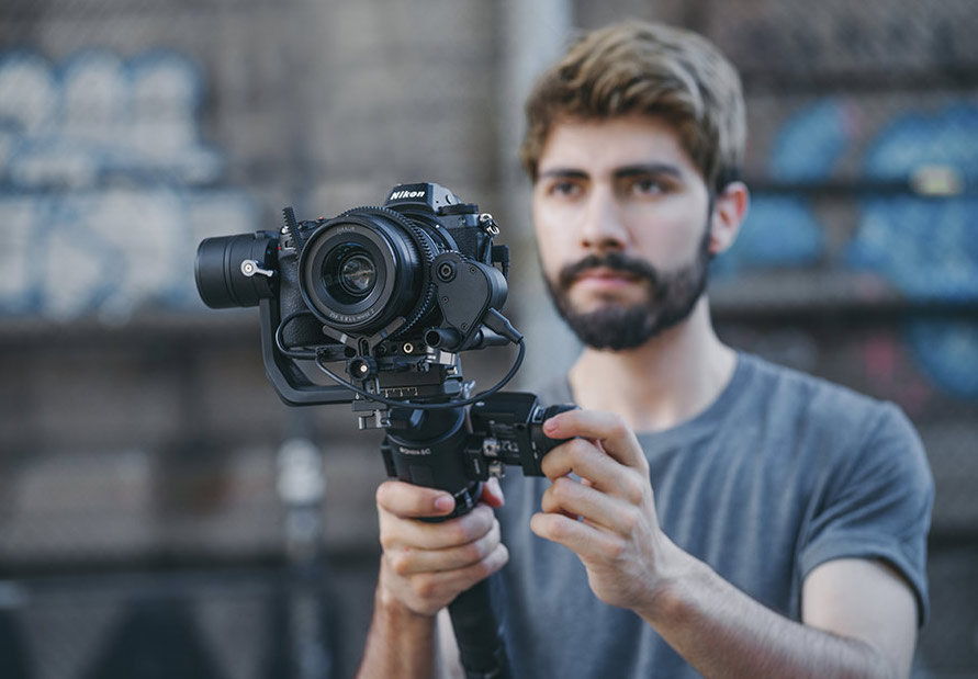 Best Gimbals for Nikon Z6 II