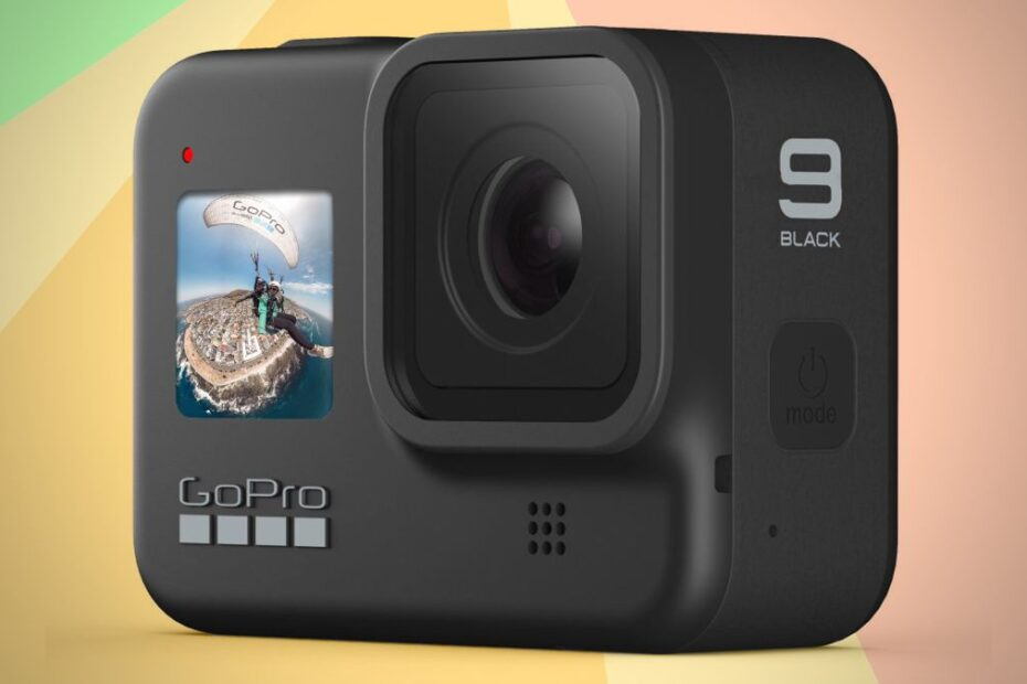 Best Memory Cards For GoPro Hero 9 Black