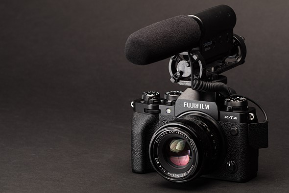 Best Mics for Fujifilm X-T30