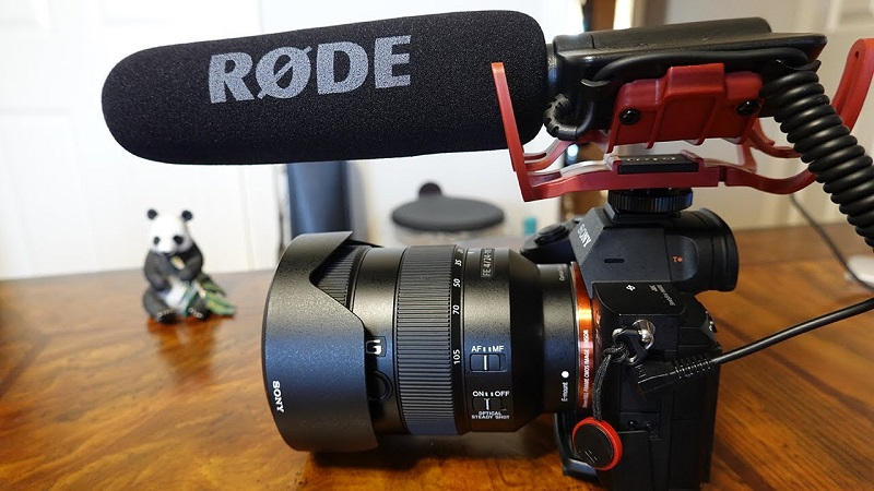 Best Mics for Sony A7S III
