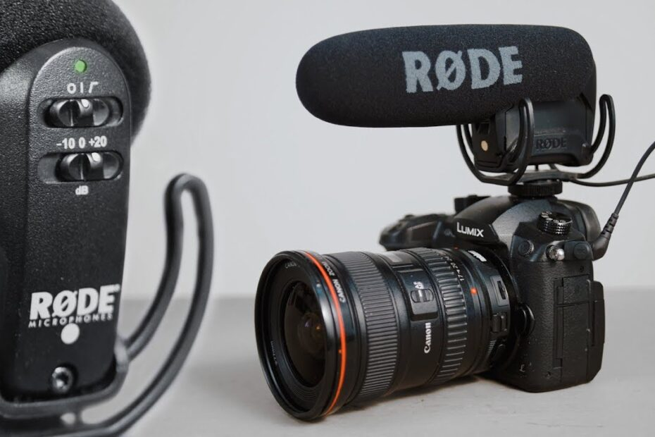 Best Mics for Panasonic G9