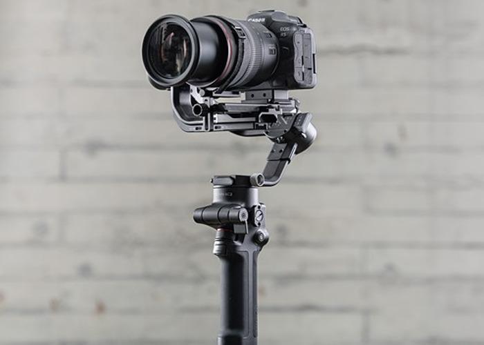 Best Gimbal for Canon EOS R5