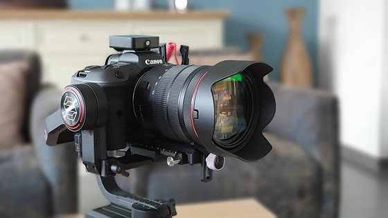 Best Gimbal for Canon EOS R6
