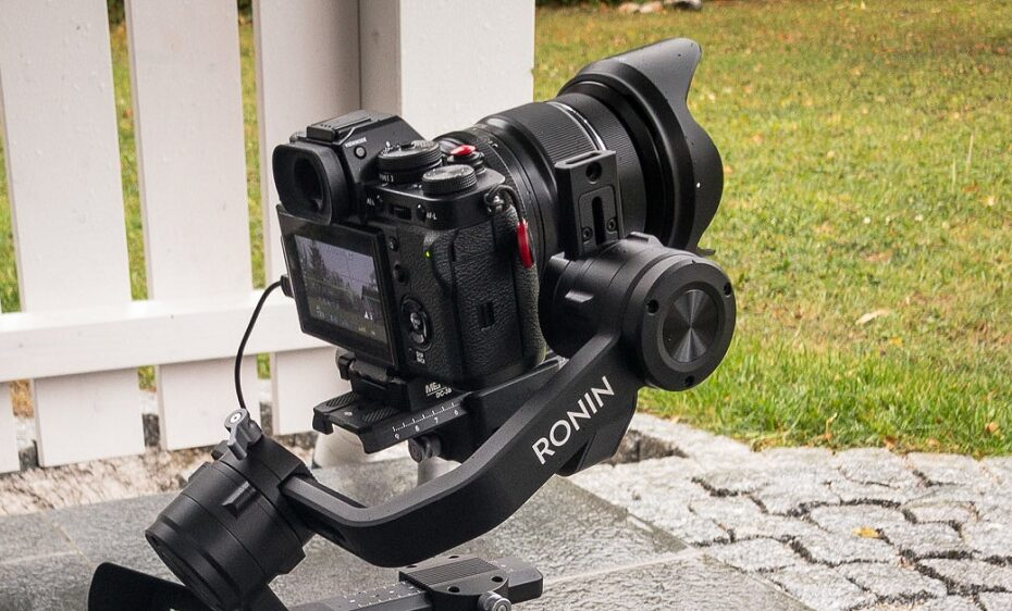 Best Gimbal for Fujifilm X-T4