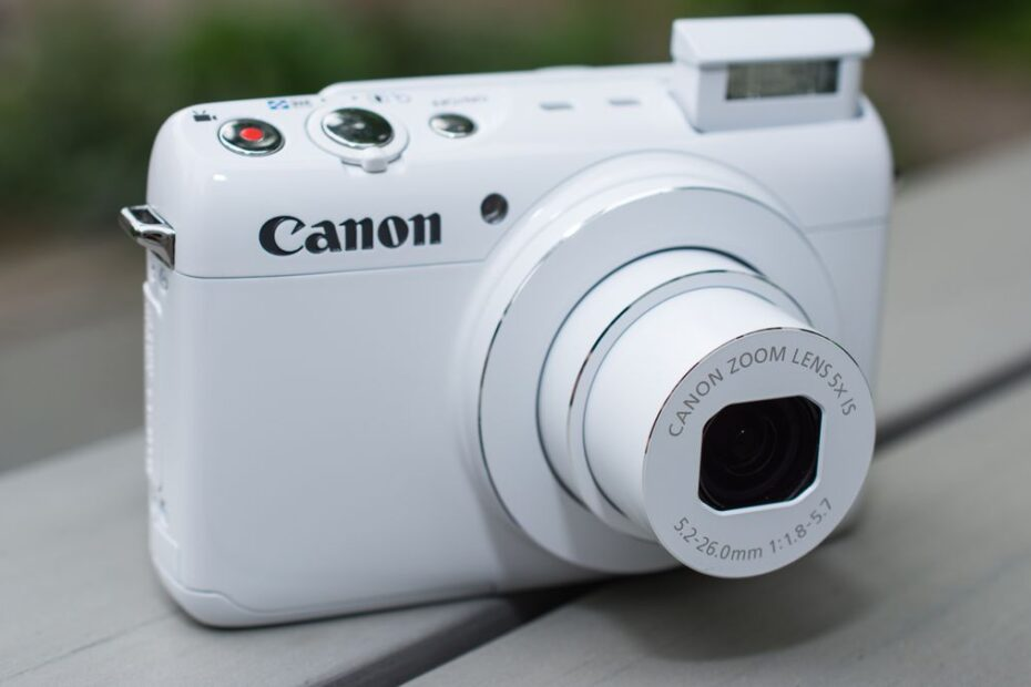 Best Point And Shoot Camera Under $200