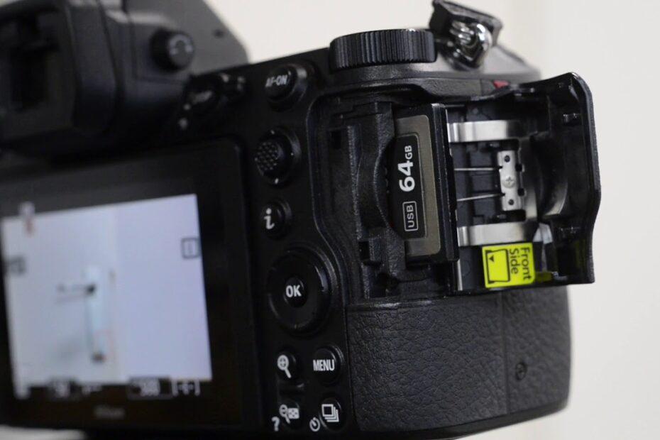 Best XQD Memory Cards for Nikon Z6