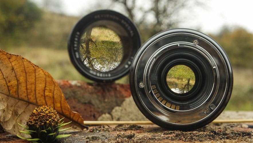 Focal Length on a Camera Lens